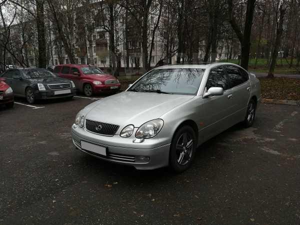 Lexus GS430, 2004 год, 600 000 руб.