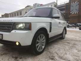 Красноярск Range Rover 2010
