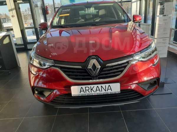 Renault Arkana, 2019 год, 1 664 000 руб.