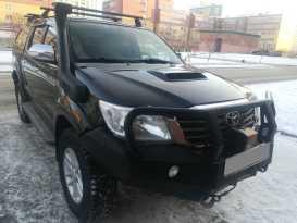 Екатеринбург Hilux Pick Up 2012
