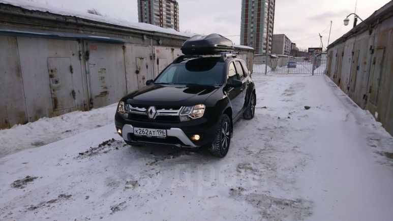 Renault Duster, 2017 год, 800 000 руб.