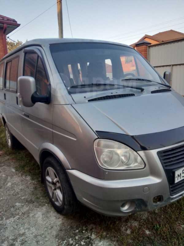 ГАЗ 2217, 2008 год, 250 000 руб.