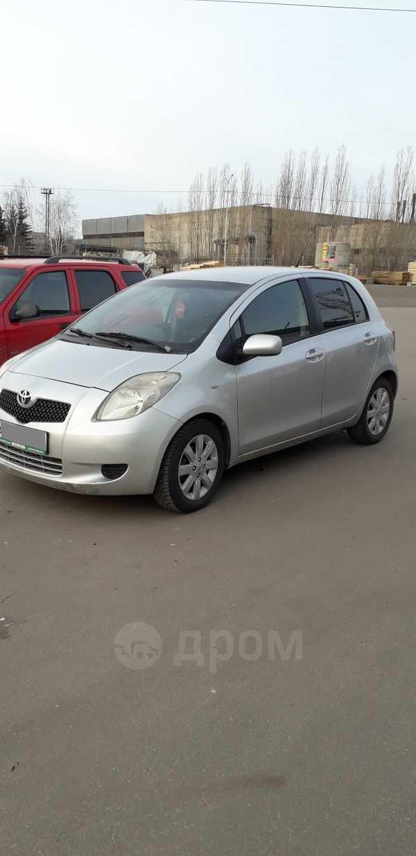 Toyota Yaris, 2007 год, 245 000 руб.