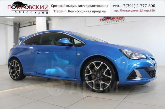 Opel Astra GTC, 2013 год, 720 000 руб.
