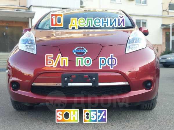 Nissan Leaf, 2012 год, 518 000 руб.