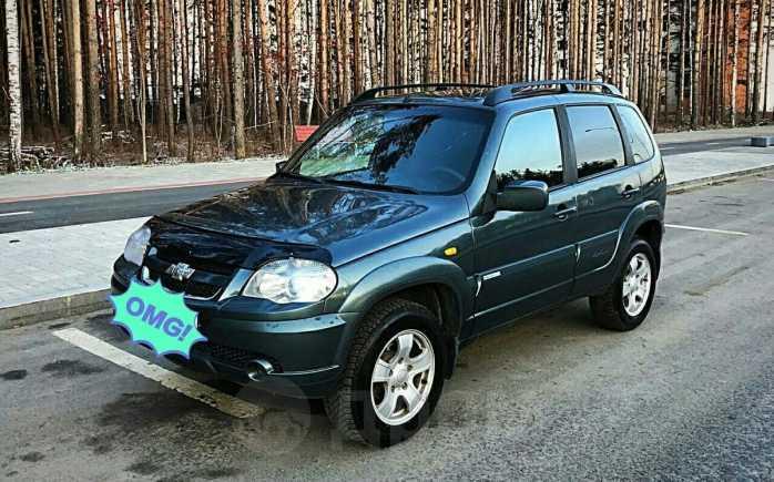 Chevrolet Niva, 2011 год, 287 700 руб.