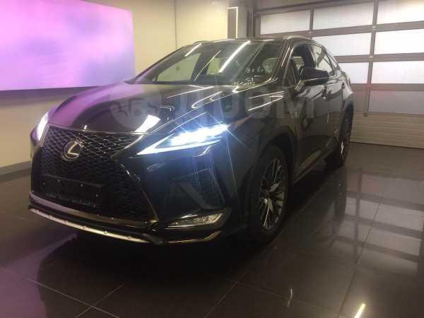 Lexus RX300, 2019 год, 4 156 000 руб.