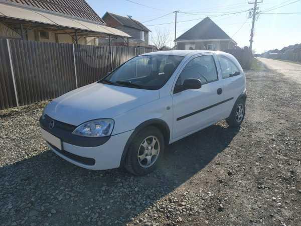 Opel Corsa, 2002 год, 220 000 руб.