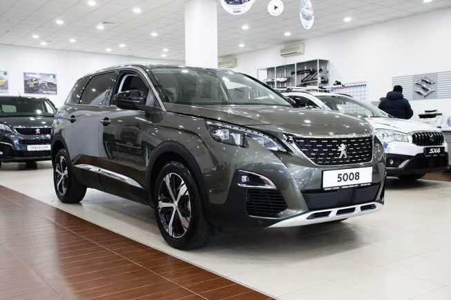 Peugeot 5008, 2019 год, 2 203 560 руб.