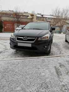 Курган Impreza XV 2012