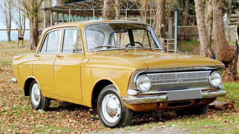 Москвич 412, 1975 год, 77 000 руб.