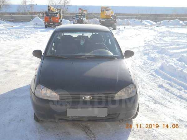 Лада Калина, 2008 год, 100 000 руб.