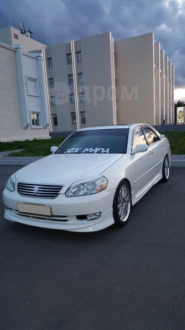 Toyota Mark II, 2001 год, 580 000 руб.