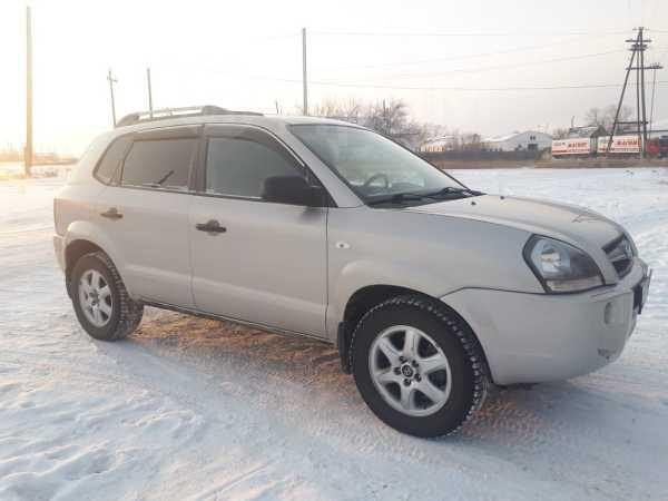 Hyundai Tucson, 2008 год, 505 000 руб.