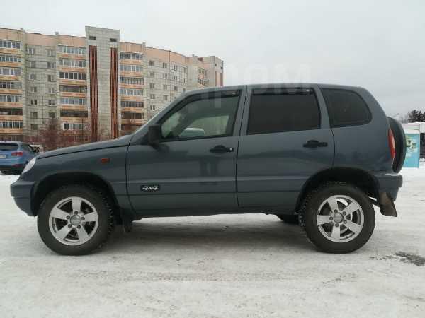 Chevrolet Niva, 2008 год, 195 000 руб.