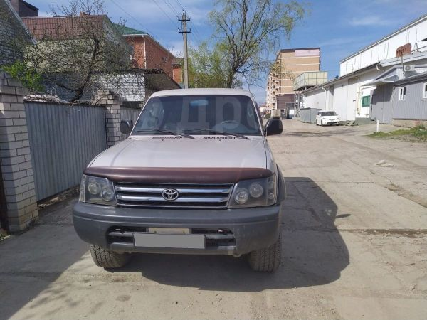 Toyota Land Cruiser Prado, 1997 год, 540 000 руб.