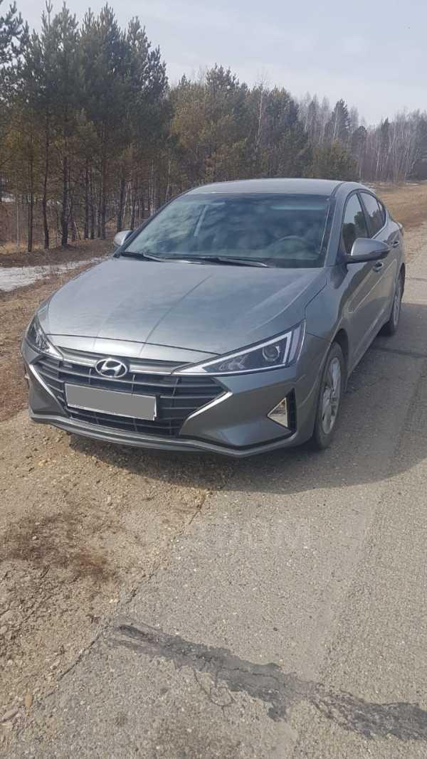 Hyundai Elantra, 2019 год, 1 200 000 руб.