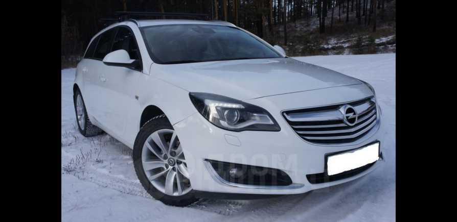 Opel Insignia, 2014 год, 825 000 руб.