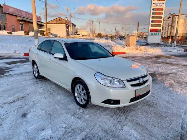 Chevrolet Epica, 2011 год, 319 000 руб.