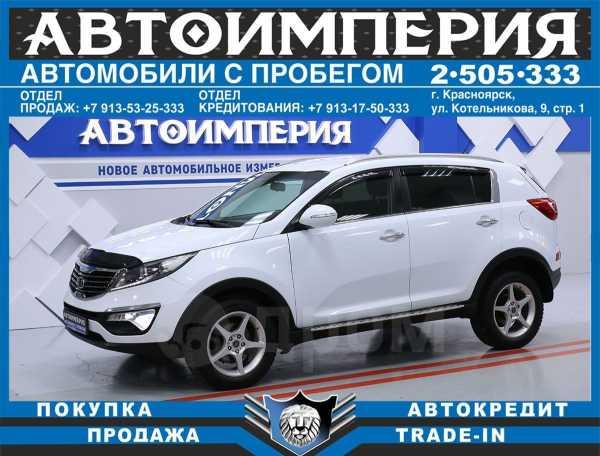 Kia Sportage, 2012 год, 688 000 руб.