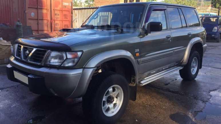 Nissan Patrol, 1998 год, 750 000 руб.