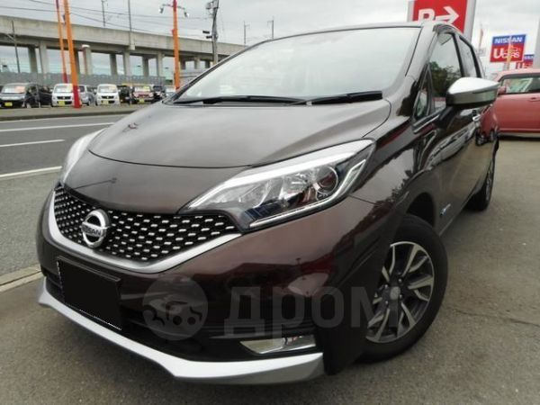 Nissan Note, 2017 год, 410 000 руб.