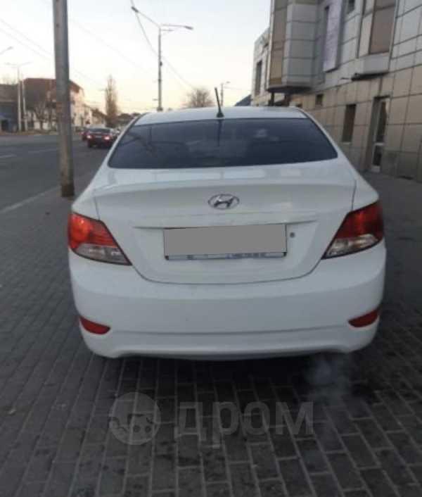 Hyundai Solaris, 2013 год, 325 000 руб.