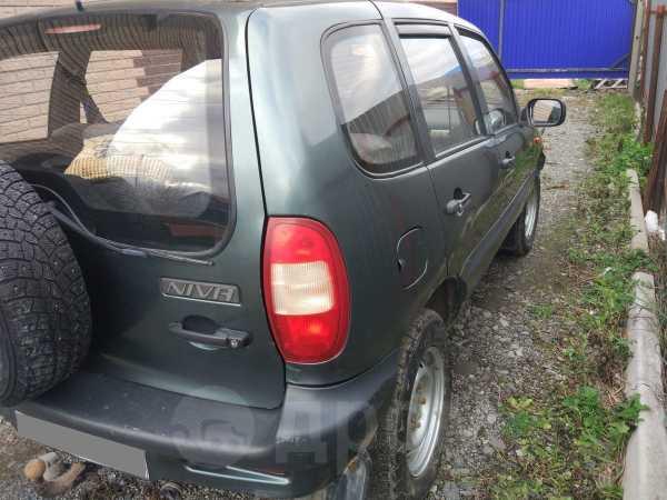 Chevrolet Niva, 2006 год, 145 000 руб.