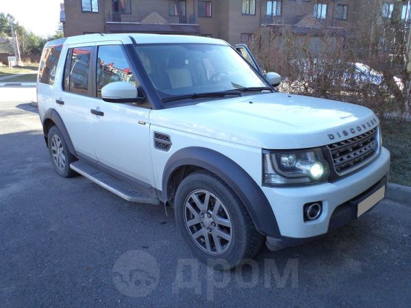 Land Rover Discovery, 2014 год, 1 650 000 руб.