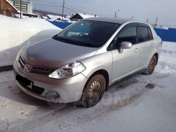 Nissan Tiida Latio, 2010 год, 440 000 руб.