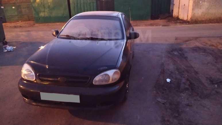 Chevrolet Lanos, 2009 год, 110 000 руб.