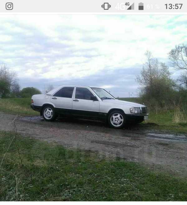 Mercedes-Benz 190, 1985 год, 85 000 руб.