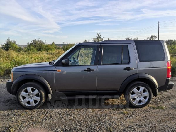 Land Rover Discovery, 2007 год, 700 000 руб.