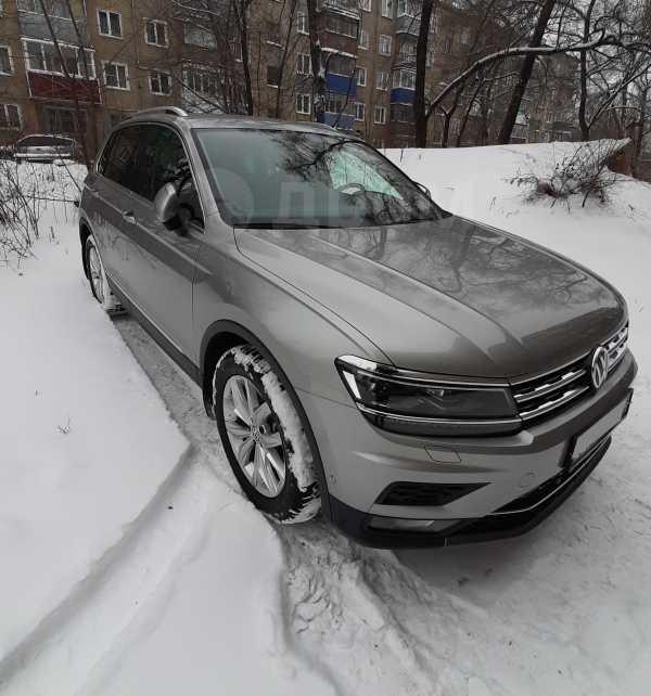 Volkswagen Tiguan, 2018 год, 2 050 000 руб.