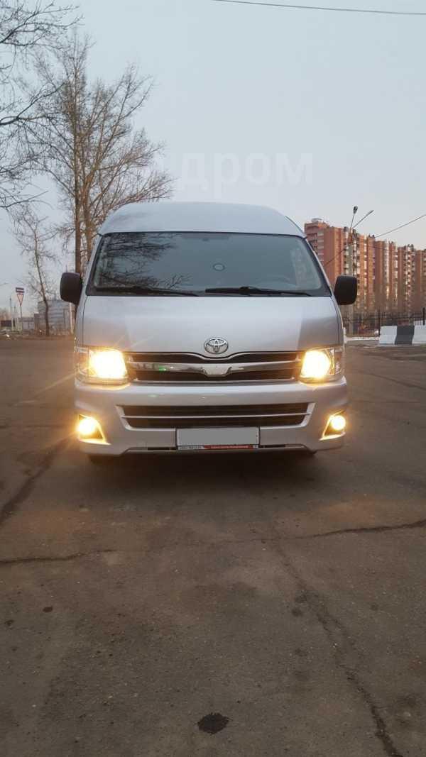Toyota Hiace, 2013 год, 1 700 000 руб.