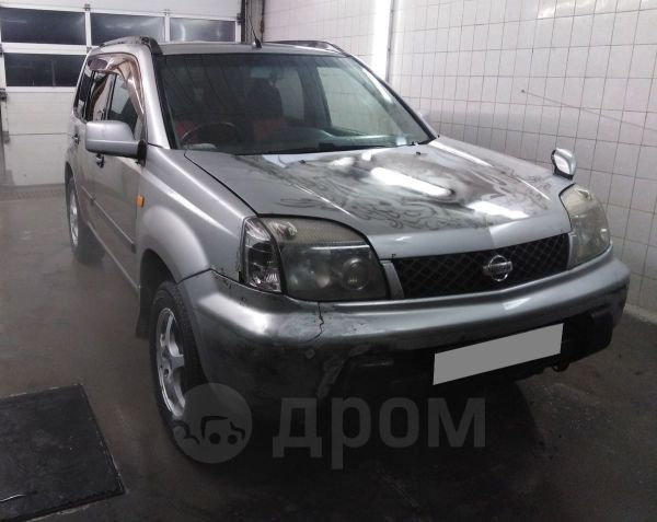 Nissan X-Trail, 2001 год, 285 000 руб.