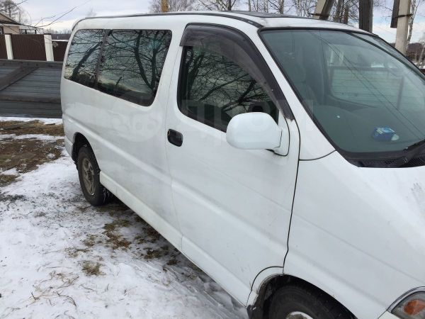 Toyota Hiace Regius, 1989 год, 370 000 руб.
