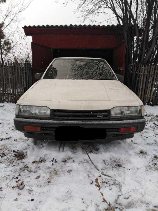 Mitsubishi Galant, 1987 год, 30 000 руб.