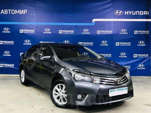 Toyota Corolla, 2014 год, 825 000 руб.