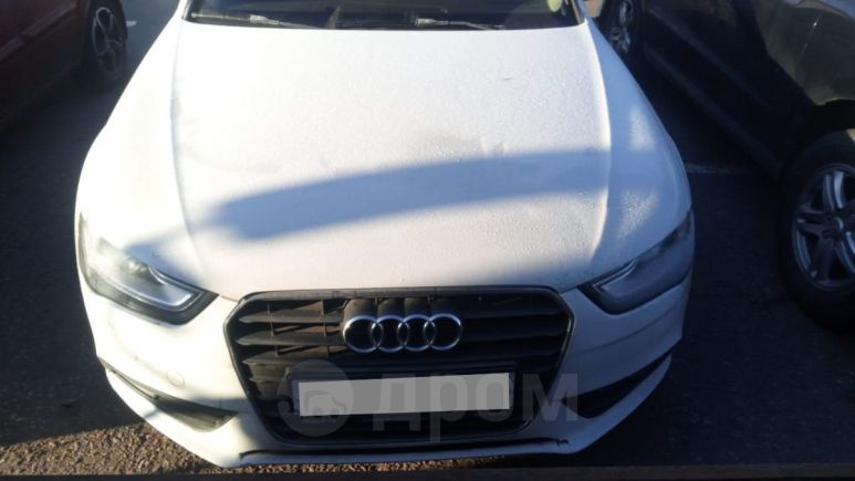 Audi A4, 2012 год, 475 000 руб.