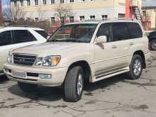 Выкса LX470 2005