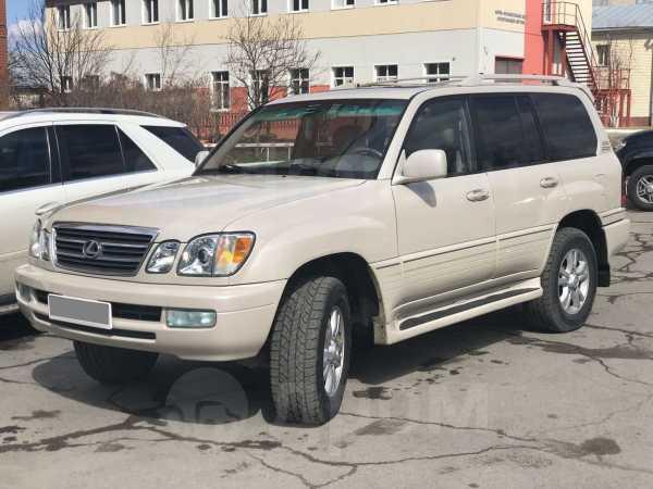 Lexus LX470, 2005 год, 1 340 000 руб.