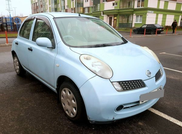 Nissan March, 2006 год, 190 000 руб.