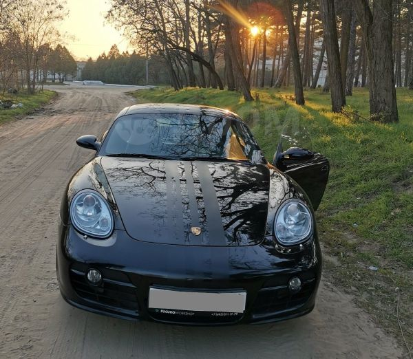Porsche Cayman, 2008 год, 1 300 000 руб.