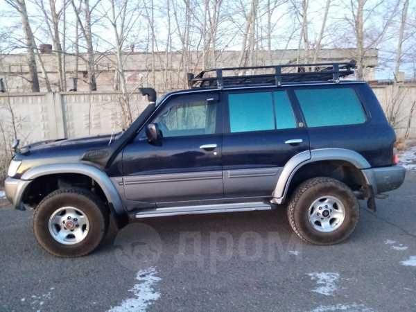 Nissan Safari, 1997 год, 680 000 руб.