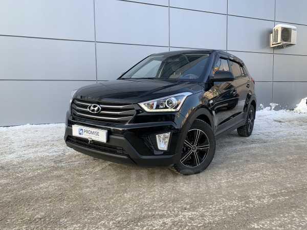 Hyundai Creta, 2018 год, 999 000 руб.