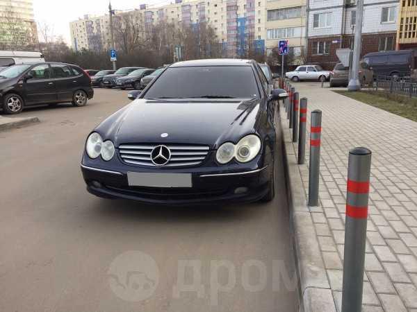 Mercedes-Benz CLK-Class, 2002 год, 430 000 руб.