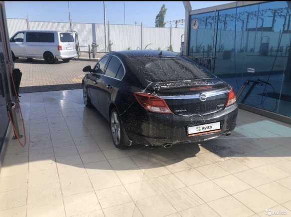 Opel Insignia, 2012 год, 750 000 руб.