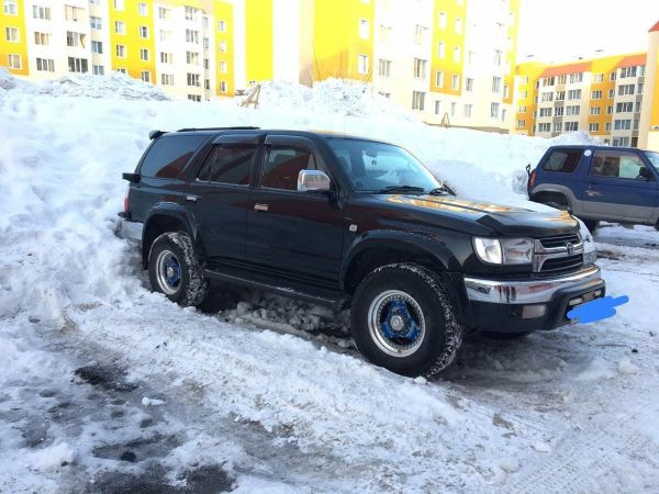 Toyota Hilux Surf, 2002 год, 830 000 руб.