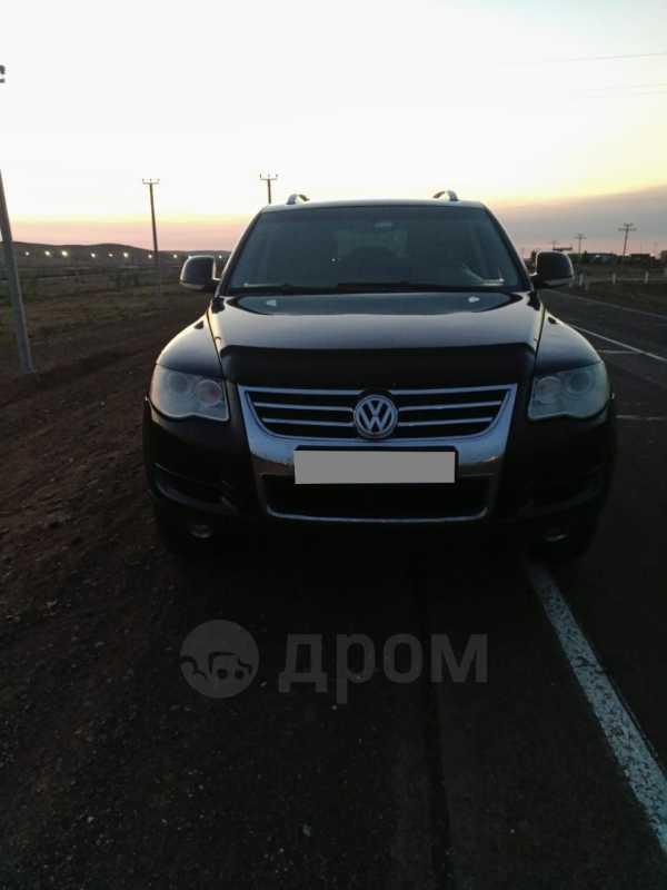 Volkswagen Touareg, 2008 год, 780 000 руб.